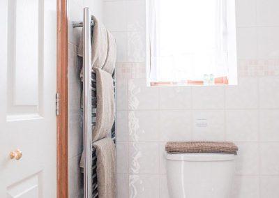 Bathroom and Toilet B&B Uplyme Devon